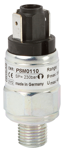New OEM pressure switches with high reproducibility